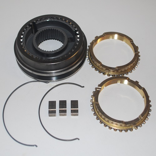 A833 3-4 Syncro Assembly